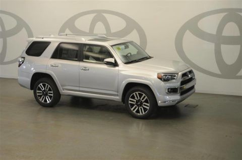 New 2019 Toyota 4Runner Limited 4WD with Navigation
