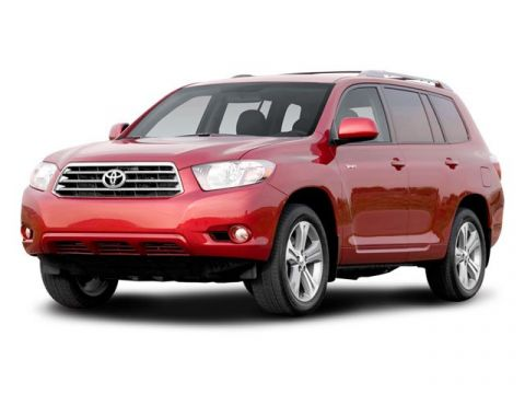 Pre-Owned 2008 Toyota Highlander FWD 4dr Limited