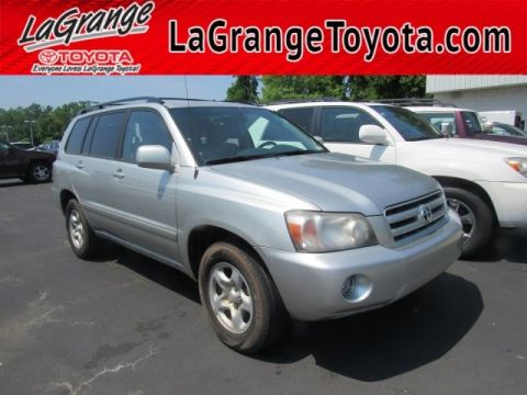 Pre-Owned 2006 Toyota Highlander 4dr 4-Cyl