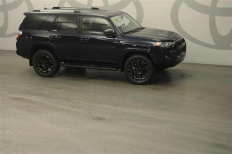 New 2019 Toyota 4Runner SR5 2WD XP Gunner with Navigation