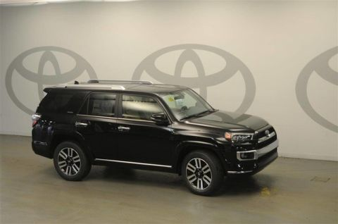 New 2019 Toyota 4Runner Limited 2WD with Navigation