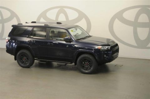 New 2019 Toyota 4Runner SR5 2WD XP Predator with Navigation