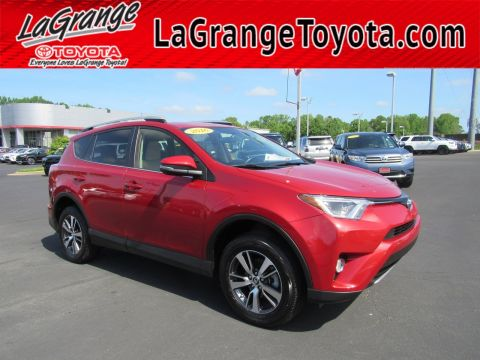 Pre-Owned 2016 Toyota RAV4 FWD 4dr XLE