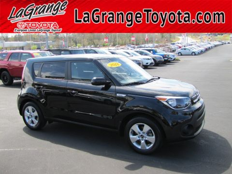 Pre-Owned 2018 Kia Soul Base Auto