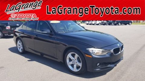 Pre-Owned 2015 BMW 3 Series 4dr Sdn 328i RWD